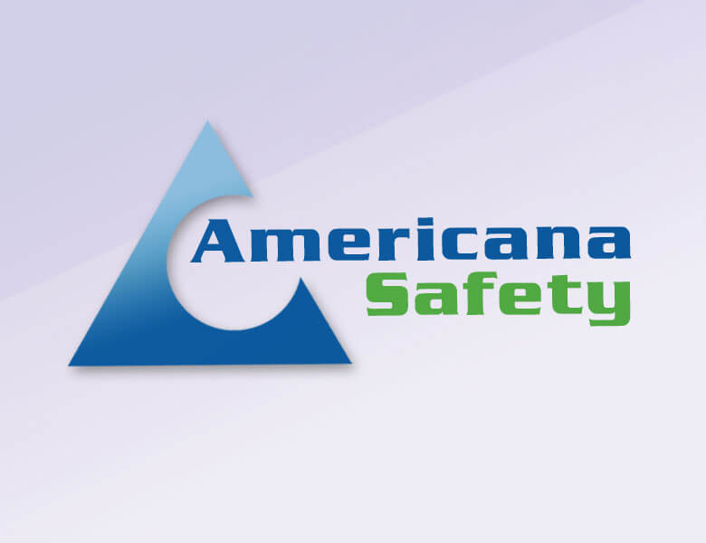 Americana Safety - Logo Design